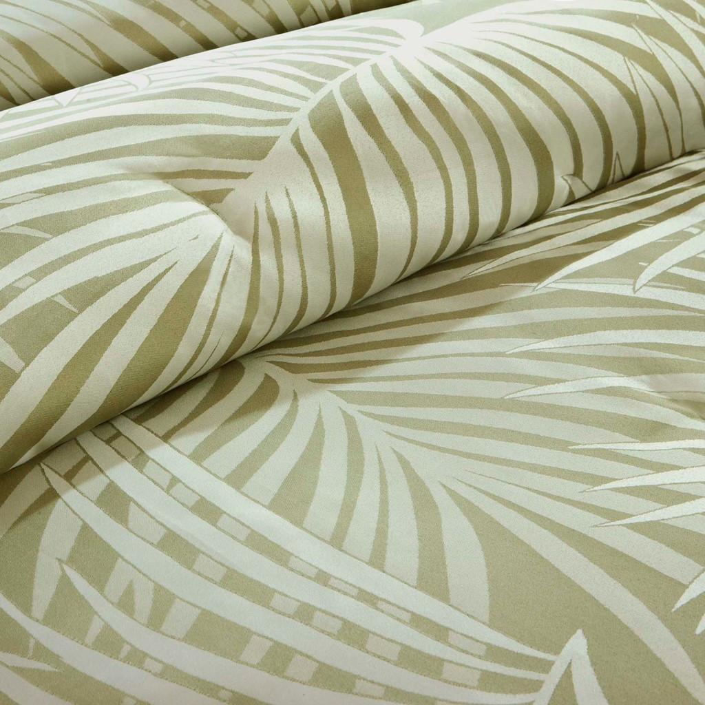 Bermuda Palms Comforter Set - Queen Size 4