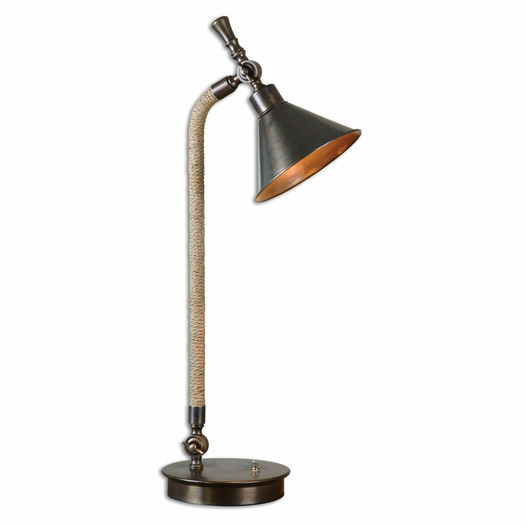 Captain's Orders Desk Lamp