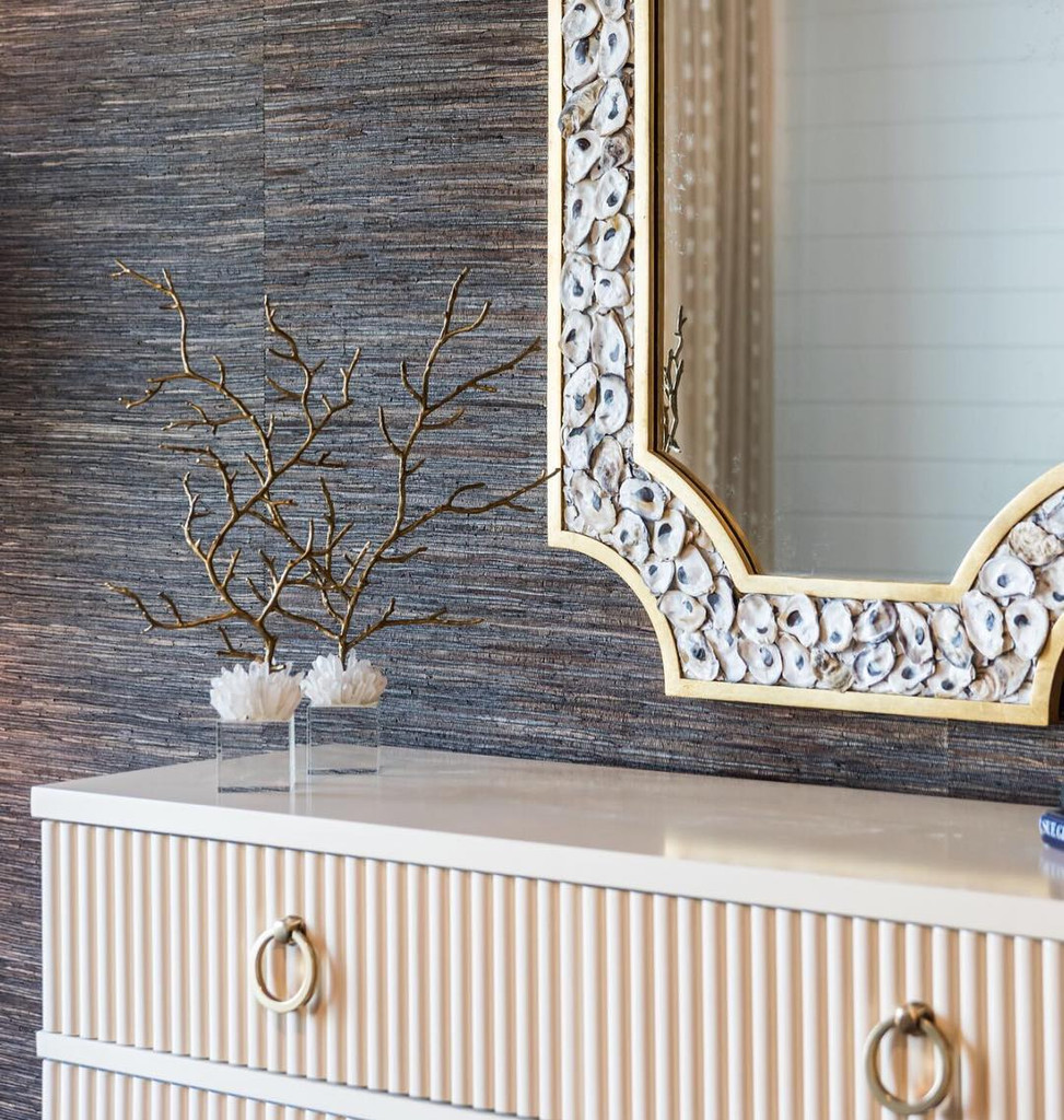 Margate Oyster Shell Mirror
