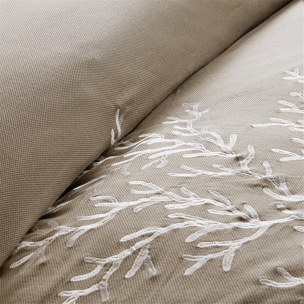 Sand and Shore Bedding Collection - King Size  close up