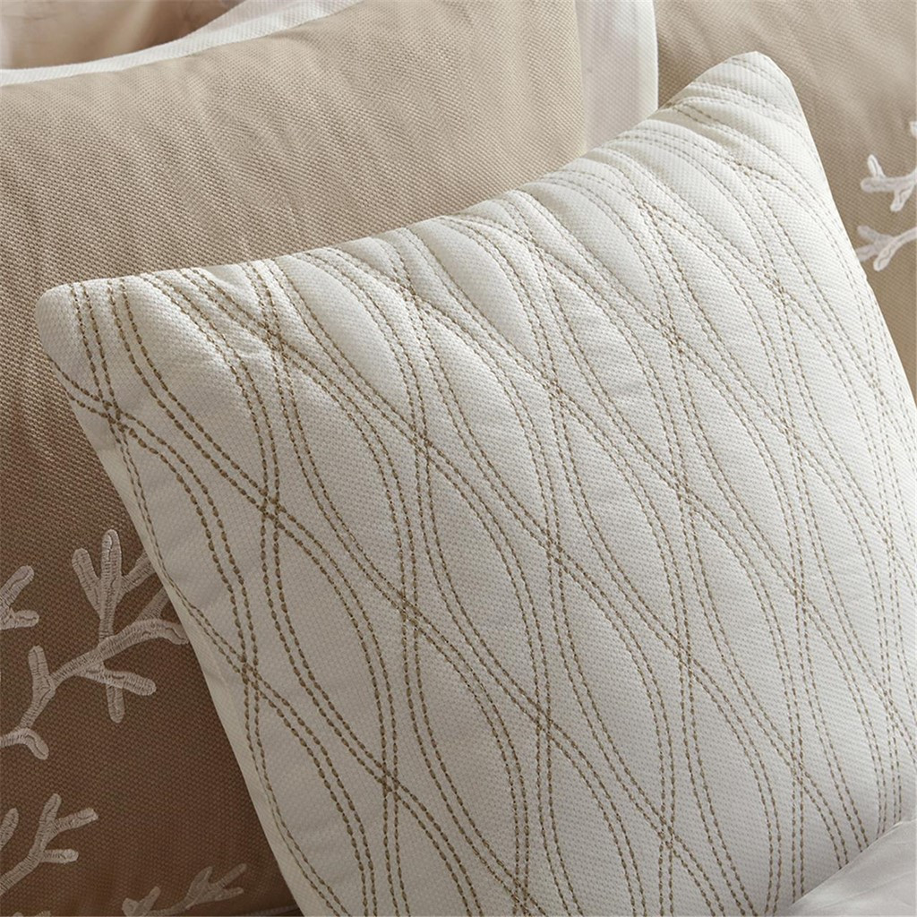 Sand and Shore Bedding Collection - King Size shams and pillow