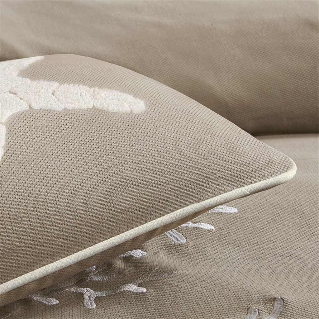 Sand and Shore Bedding Collection - Queen Size close up image