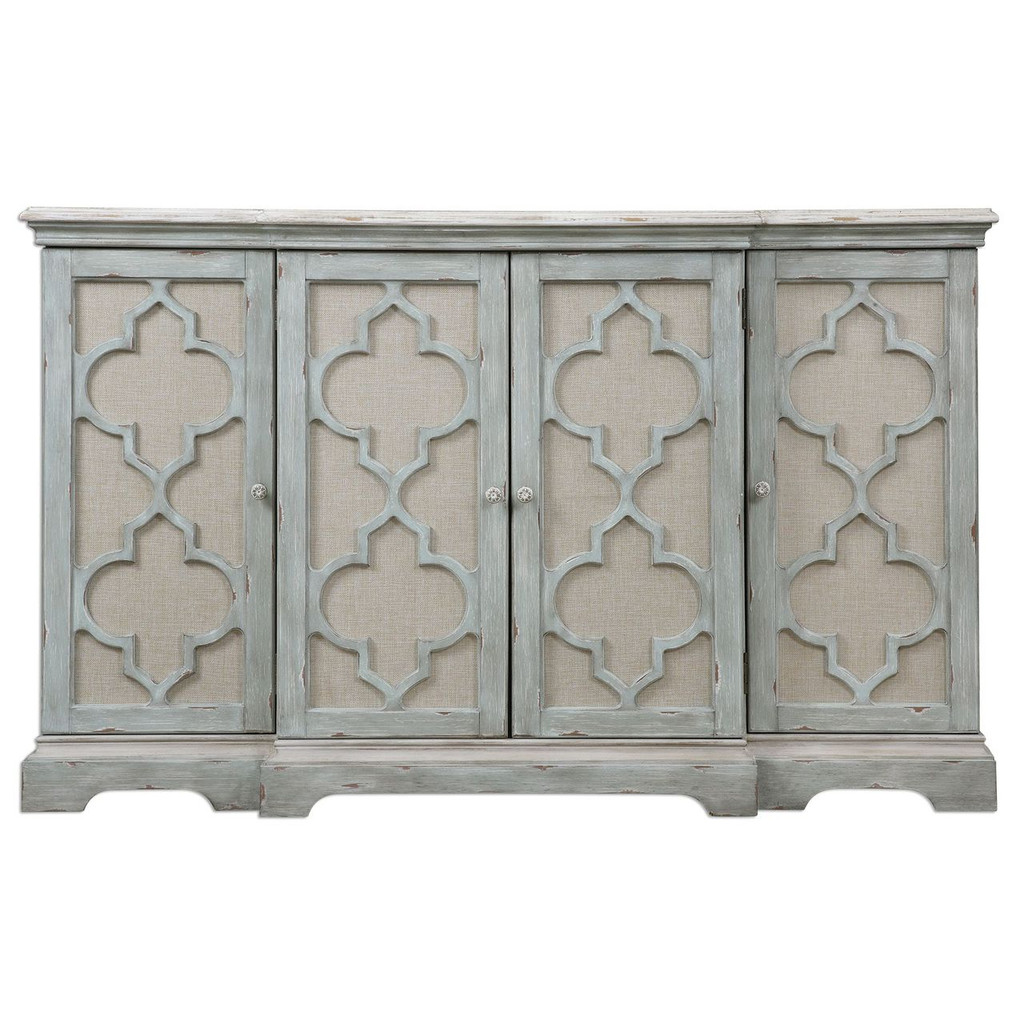 Sophie Sea Grey Coastal Cabinet