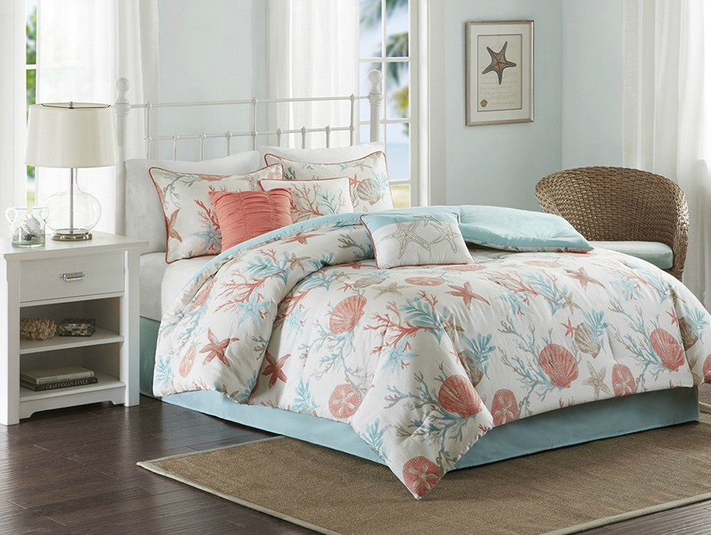 Pebble Beach Comforter Set - King Size