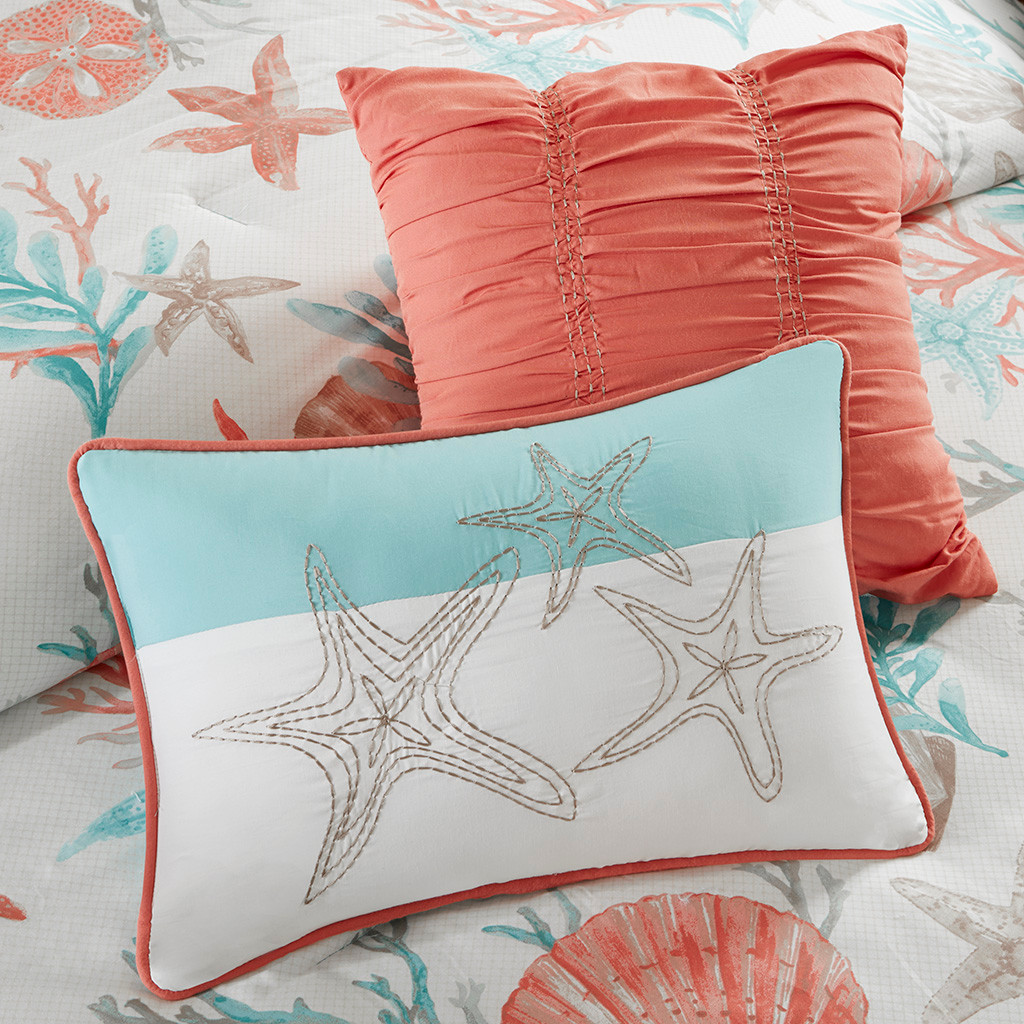 Pebble Beach Duvet Set - pillows
