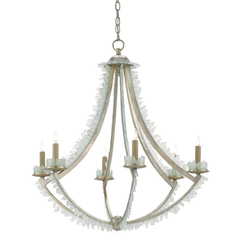 The Saltwater Chandelier