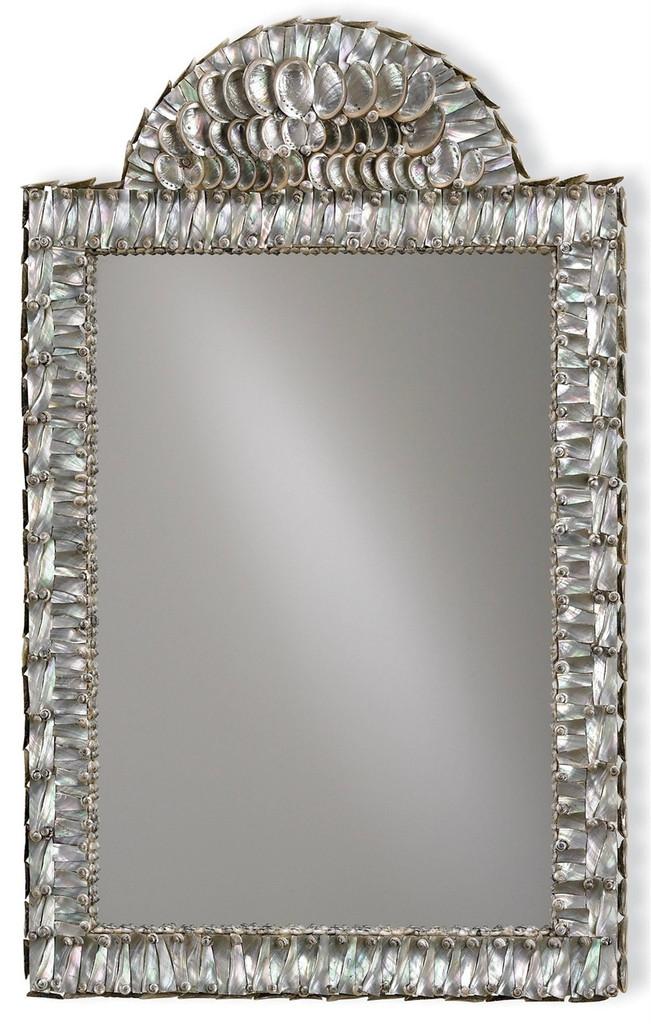Abalone Mirror