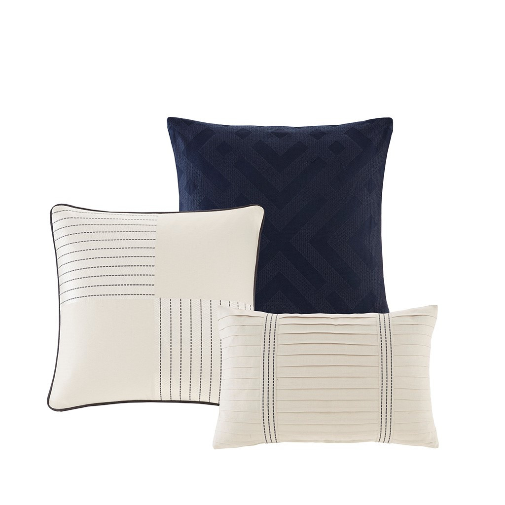 Coastal Farmhouse deco pillows