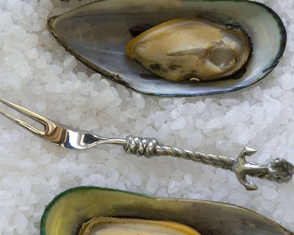 Rope and Anchor Hors d'oeuvre Fork-Set of 4