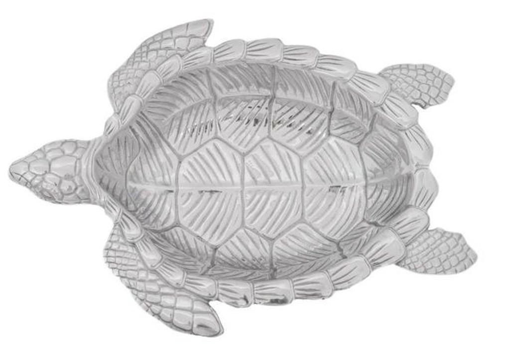 Sea Turtle Oval Bowl