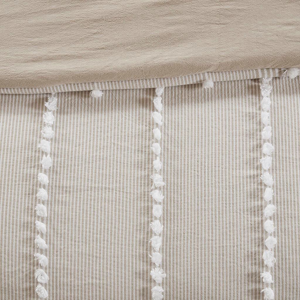 Saltwater and Dunes Comforter Set - Queen Size