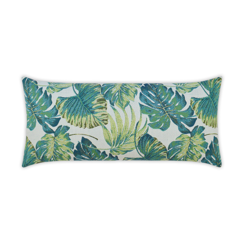 Sun Palms Lumbar Pillow