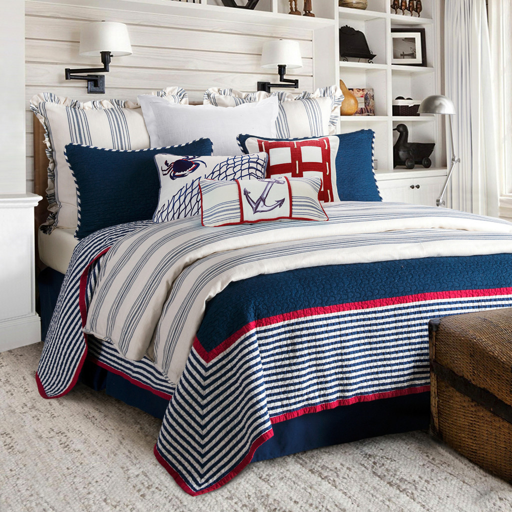 Liberty Quilt Queen Size Quilt Set