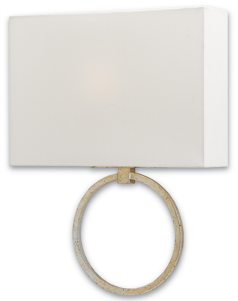 Silver Granello Porthole Wall Sconce Lighting