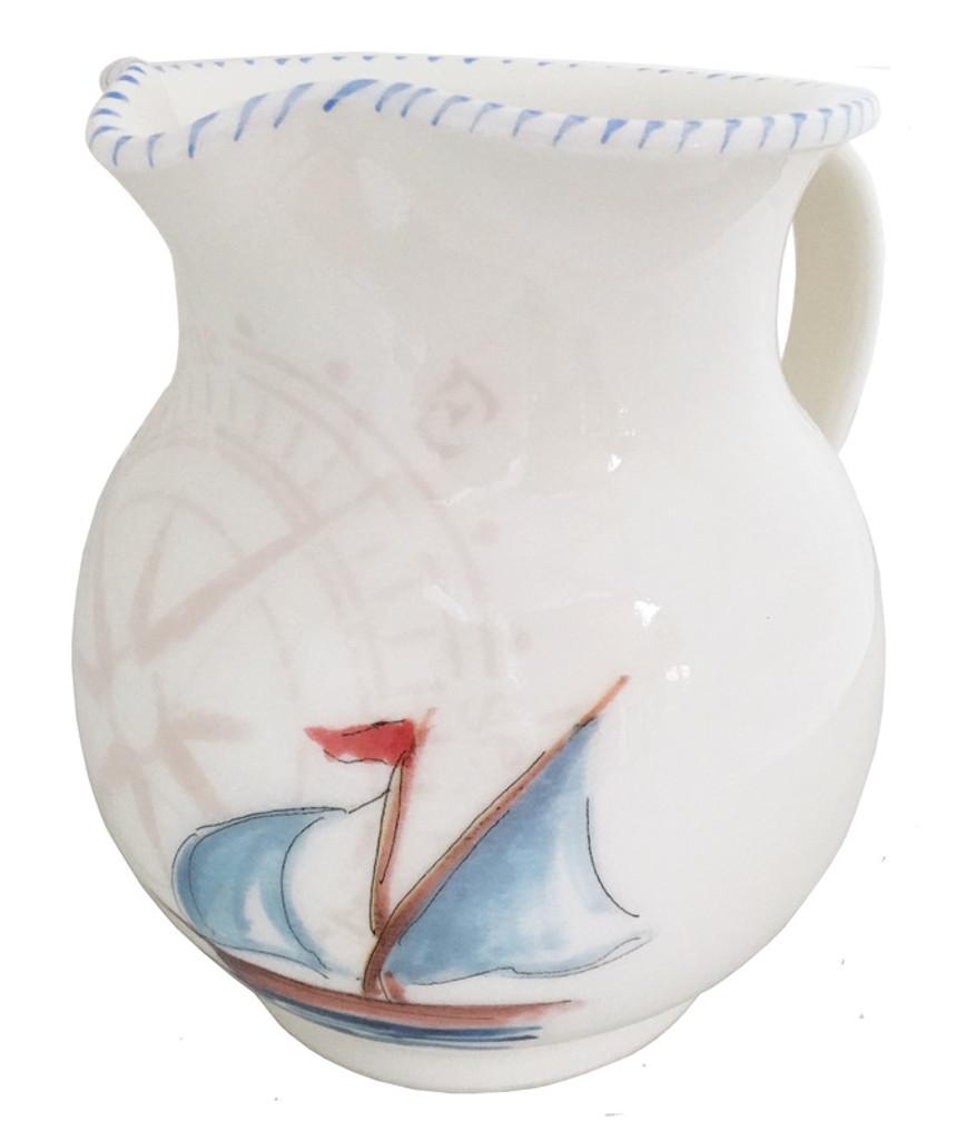 Sailboat 32 oz. Pitcher