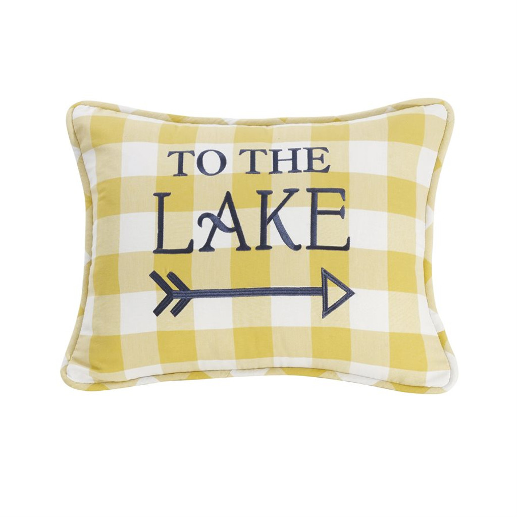To the Lake Pillow