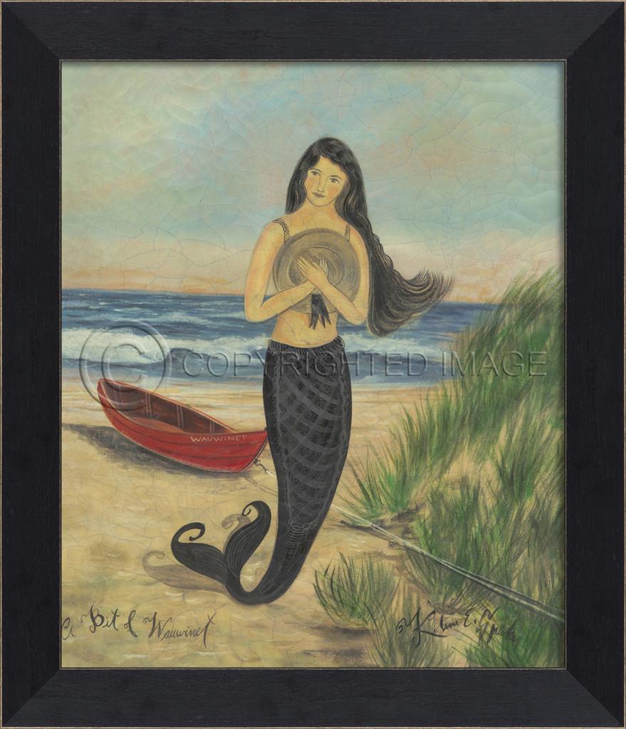 A Bit of Wauwinet Small Mermaid Art
