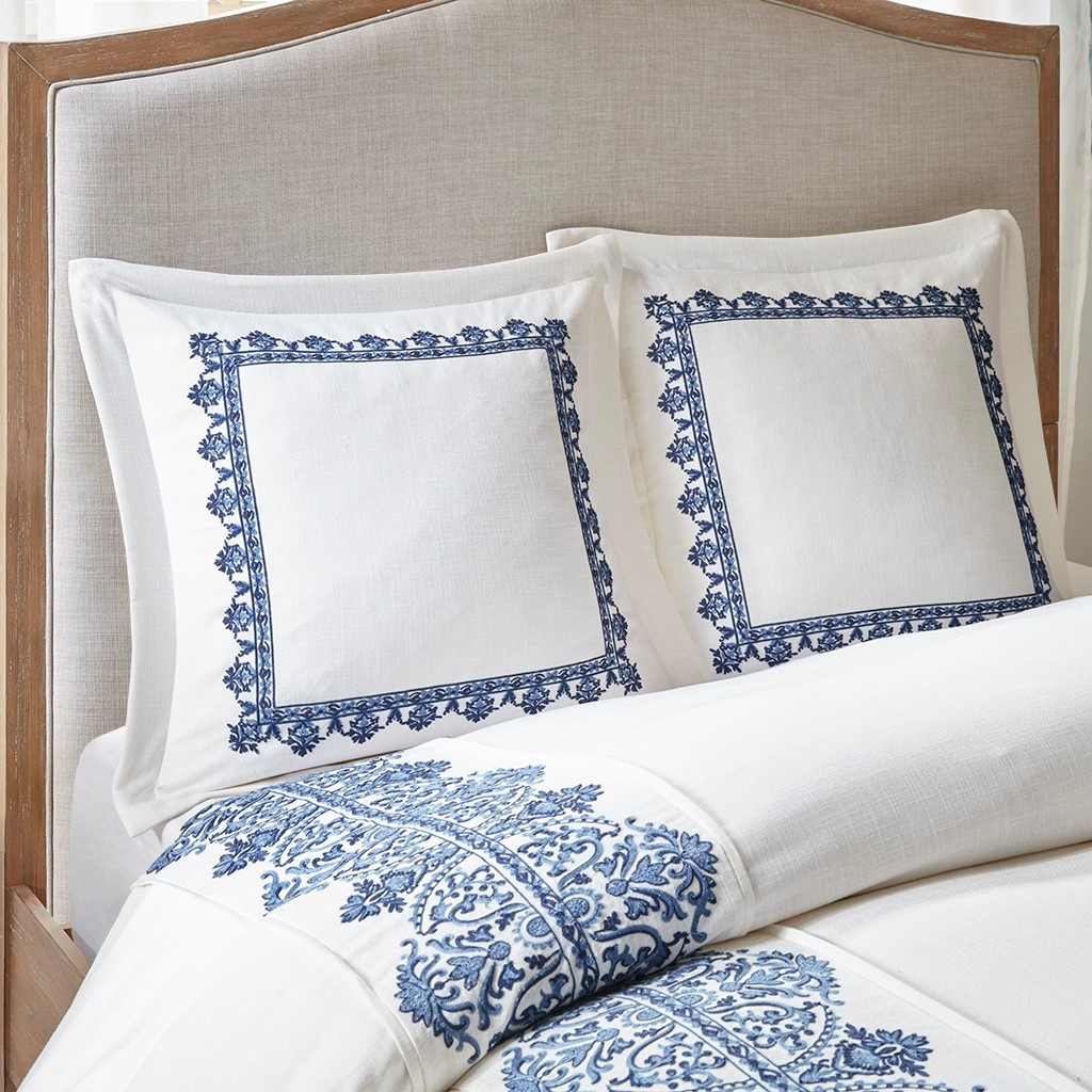 Indigo Skye Oversized Queen Size Comforter Set beauty image