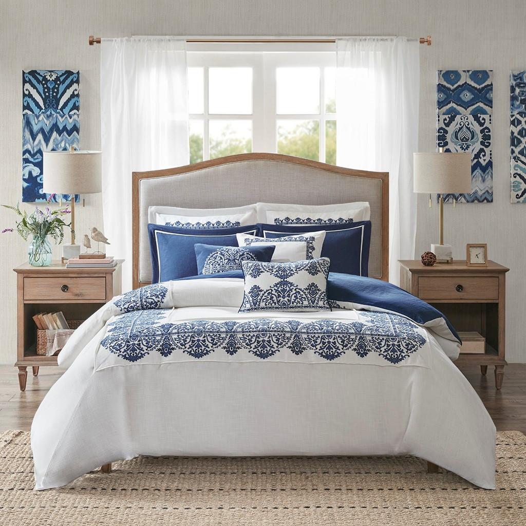 Indigo Skye Oversized Queen Size Comforter Set