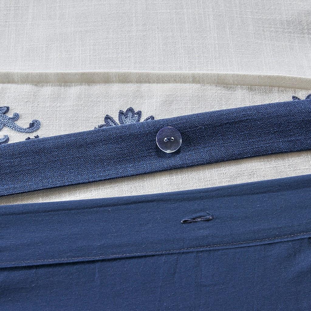 Indigo Skye Oversized King Size Comforter Set close up 2