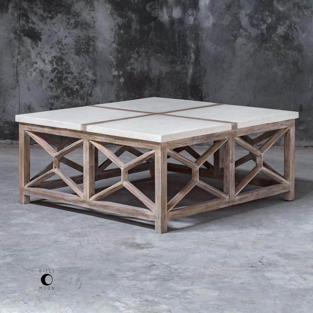 Catali Stone Coffee Table