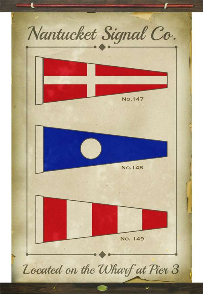 Signal Flag Co. Canvas Art