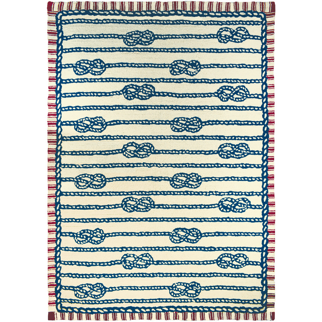 Sailor's Knot Indoor-Outdoor Area Rug