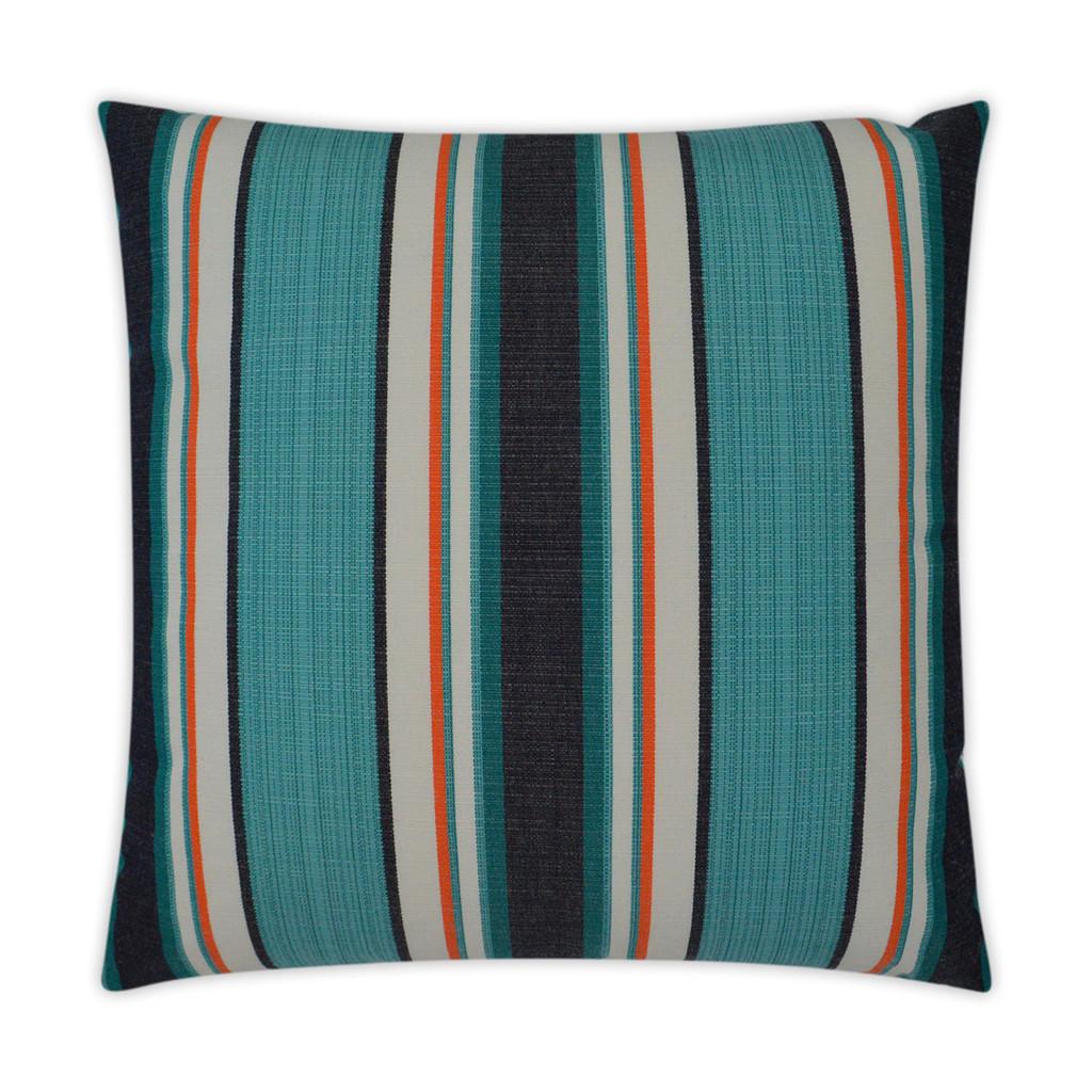 Montauk Stripes Luxury Pillow
