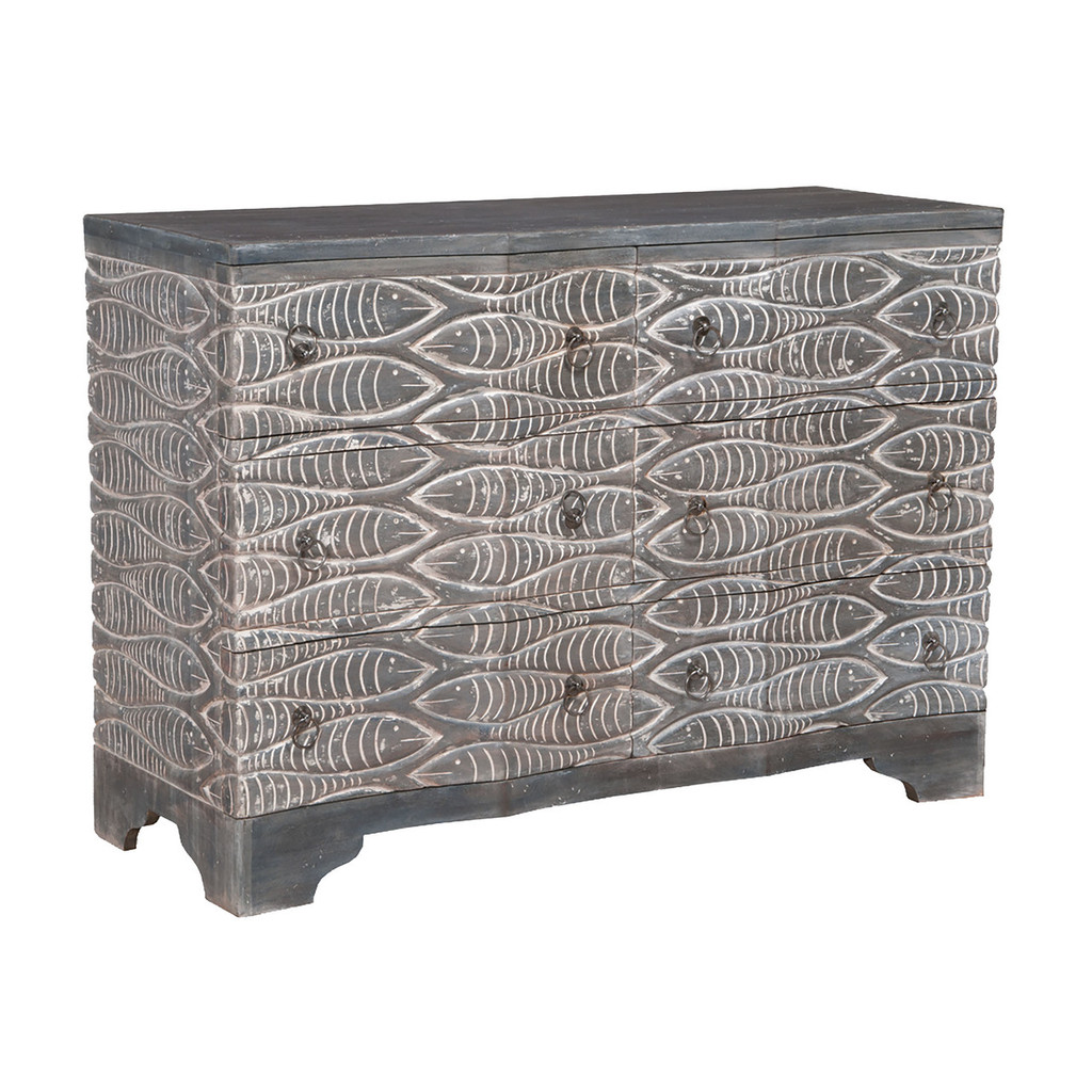 Waterfront Grey Harmony Chest