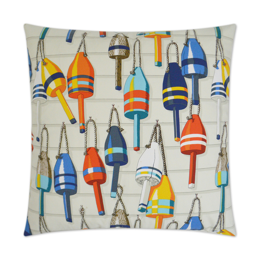 Seabury Buoys Pillow