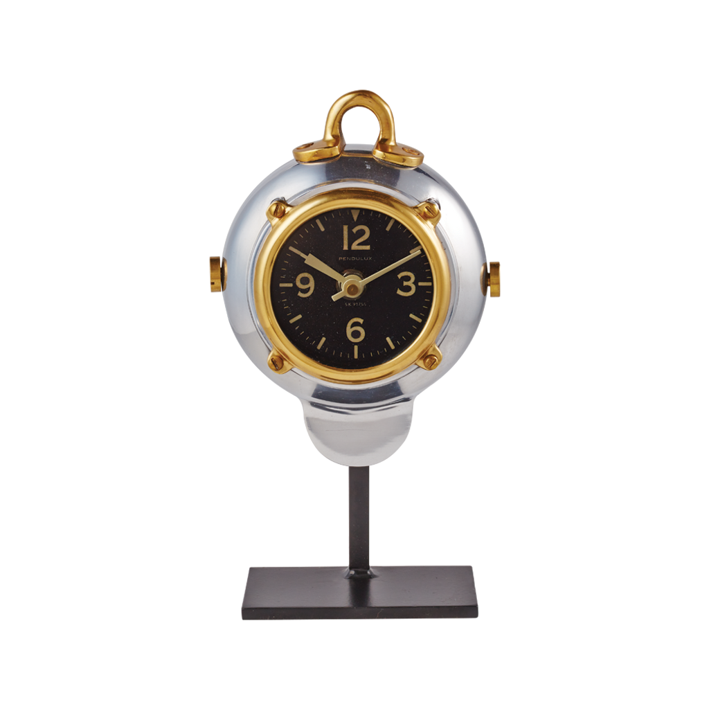 Diver Table Clock 1