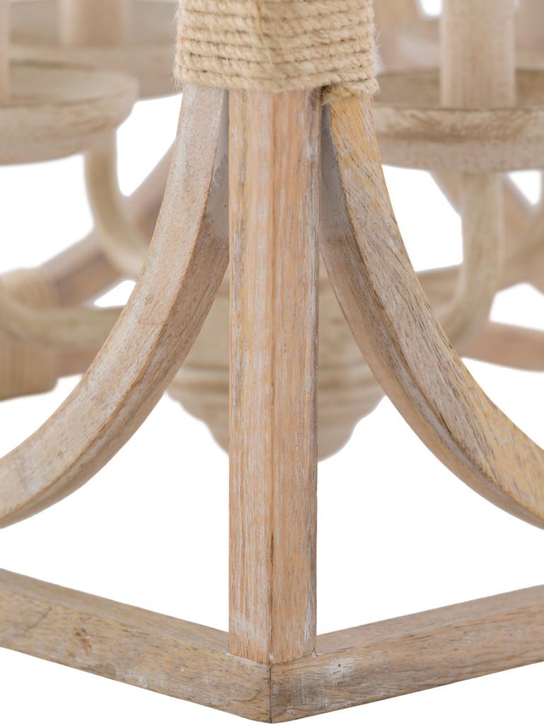 Shoreside Ivory Pendant Chandelier