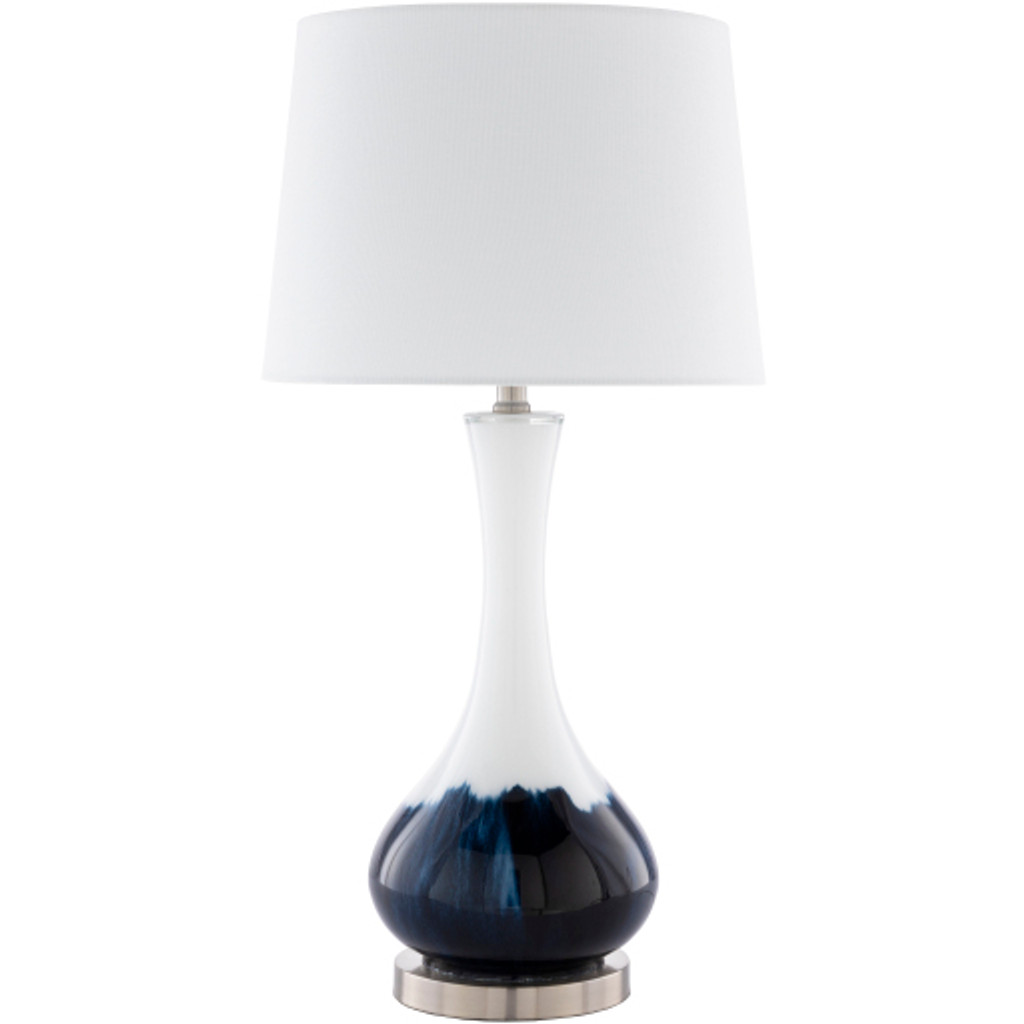 Julissa Coastal Splashed Table Lamp 1