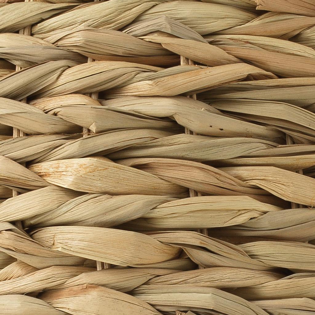 Shoreline Pendant in Natural Seagrass close up