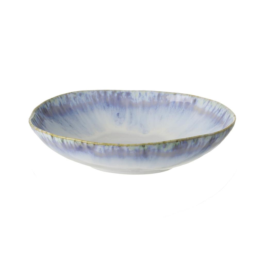 Brisa Ria Blue Pasta Bowls