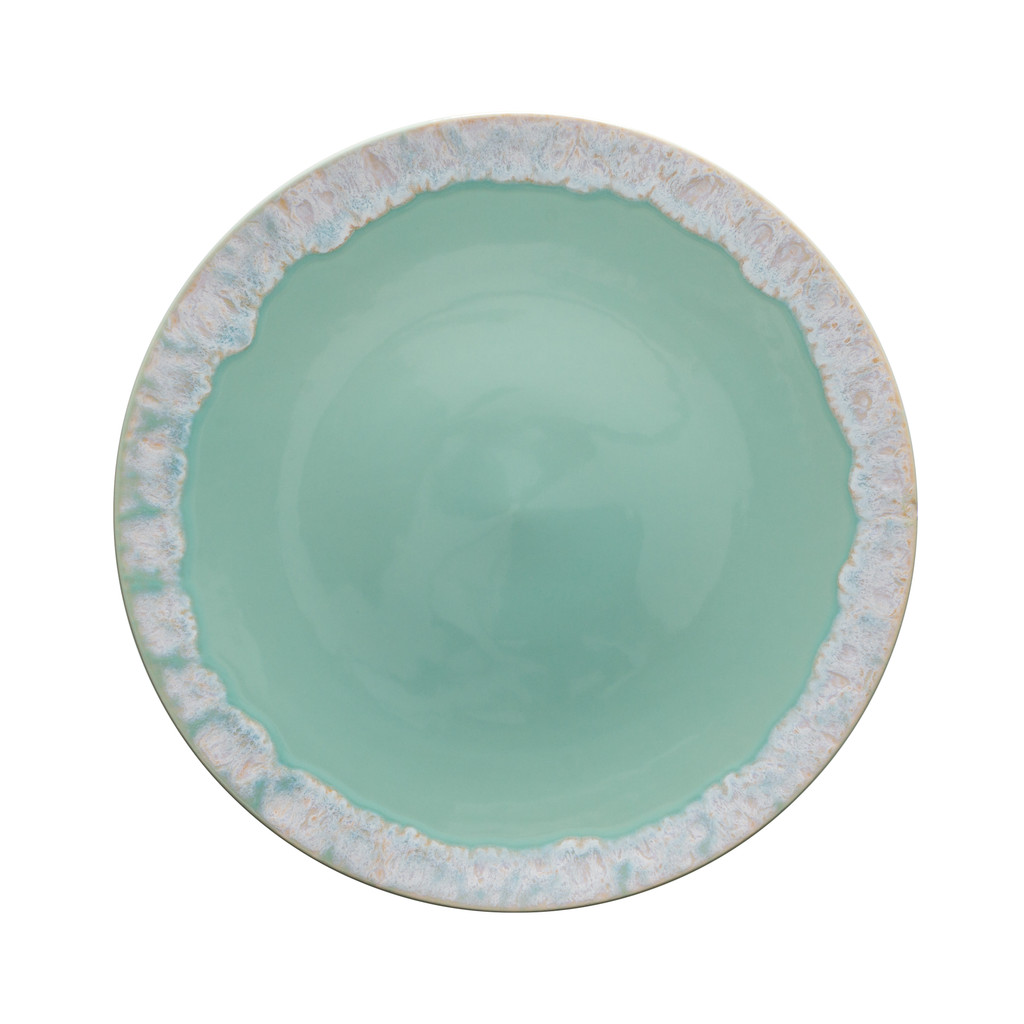 Taormina Aqua Set of 2 Charger Plates