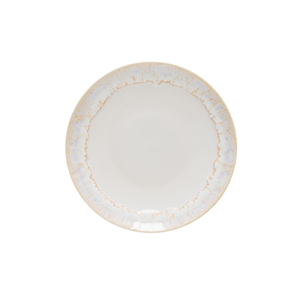 Taormina White Bread and Butter Plates