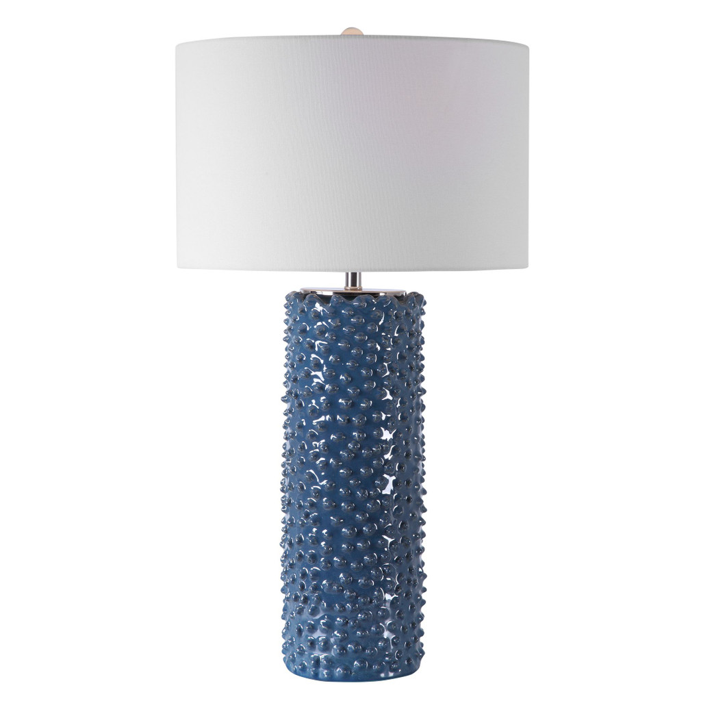 Fiji Blue Table Lamp