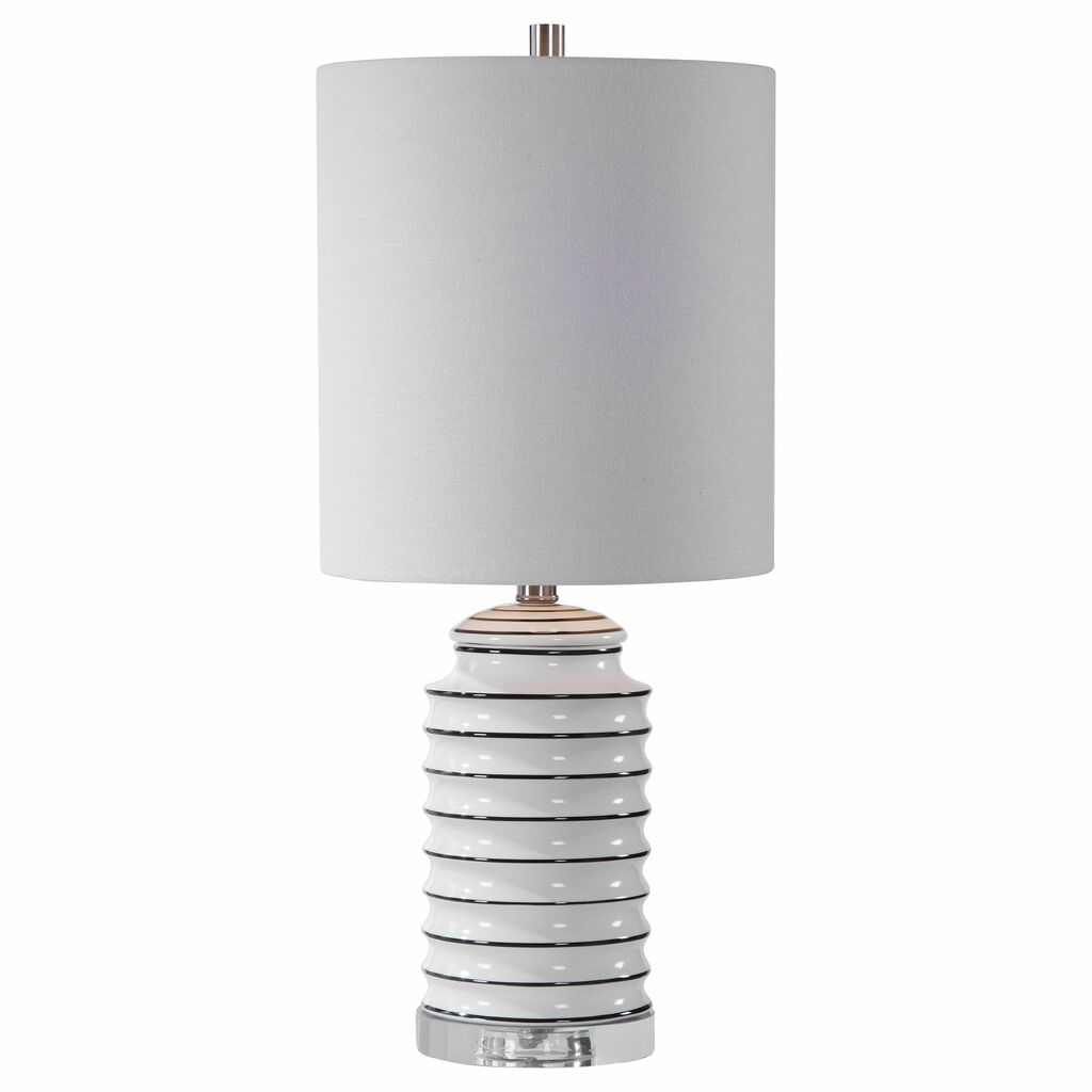 Point Reyes Striped Table Lamp