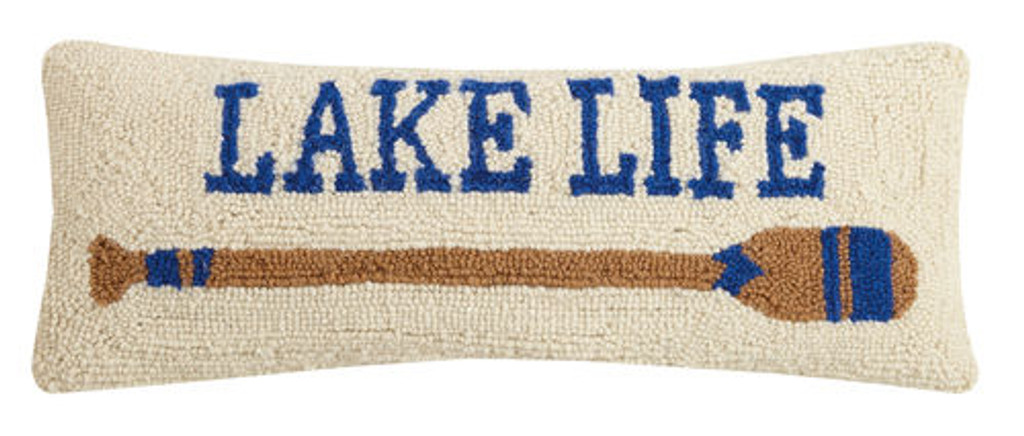 Lake Life Paddle Pillow