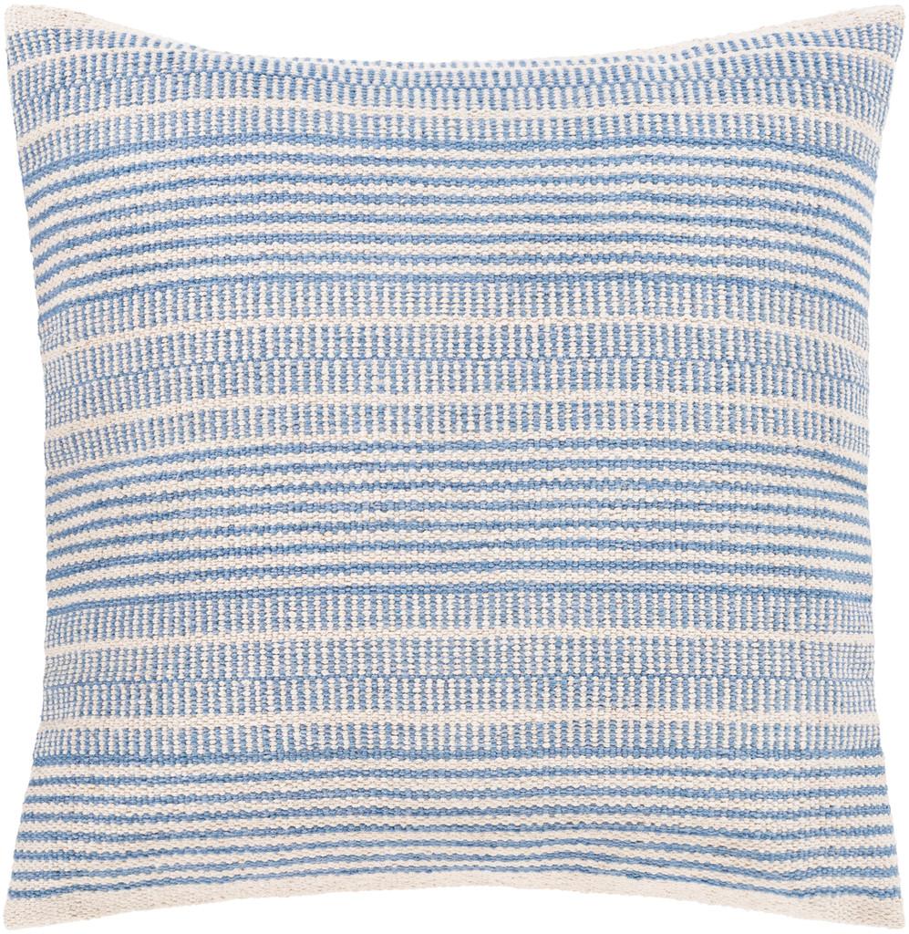 Totten Inlet Hand-Woven Pillow