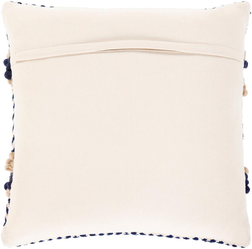 Avalon Shore Hand-Woven Pillow