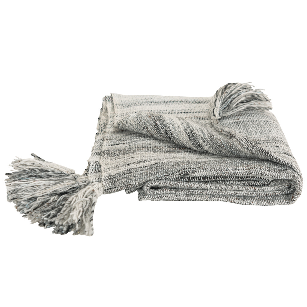 Ocean Sand Treasure Woven Throw