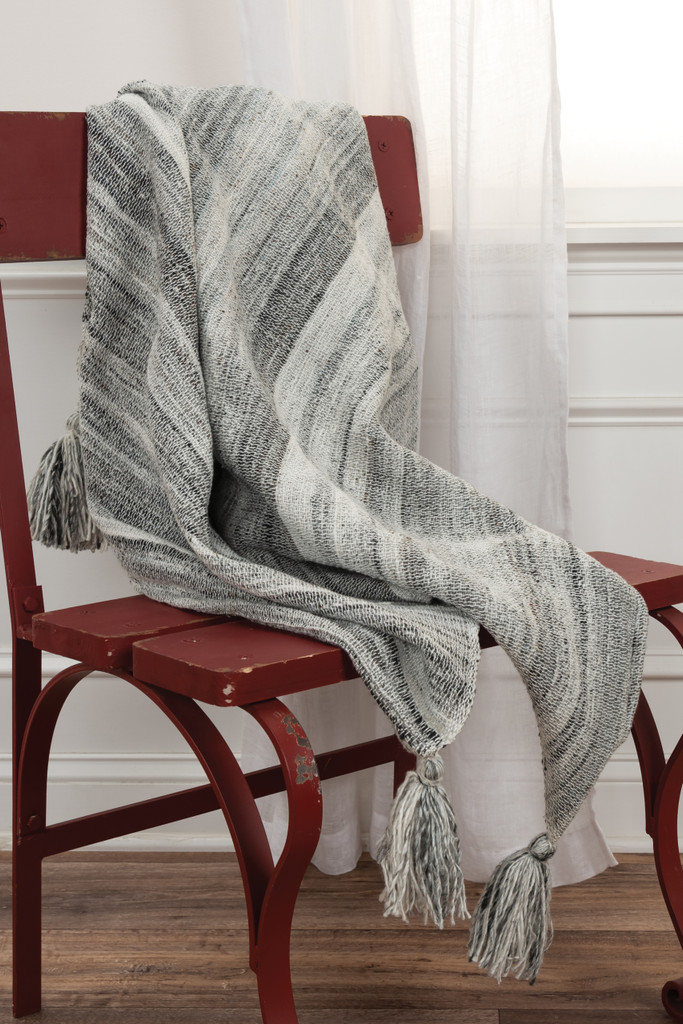 Ocean Sand Treasure Woven Throw  beauty image 2