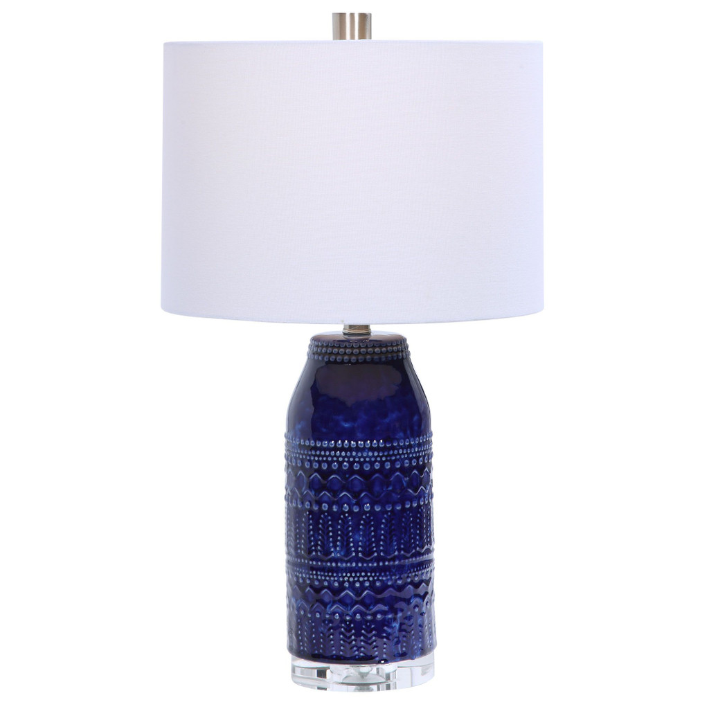 Daydream Blue Table Lamp