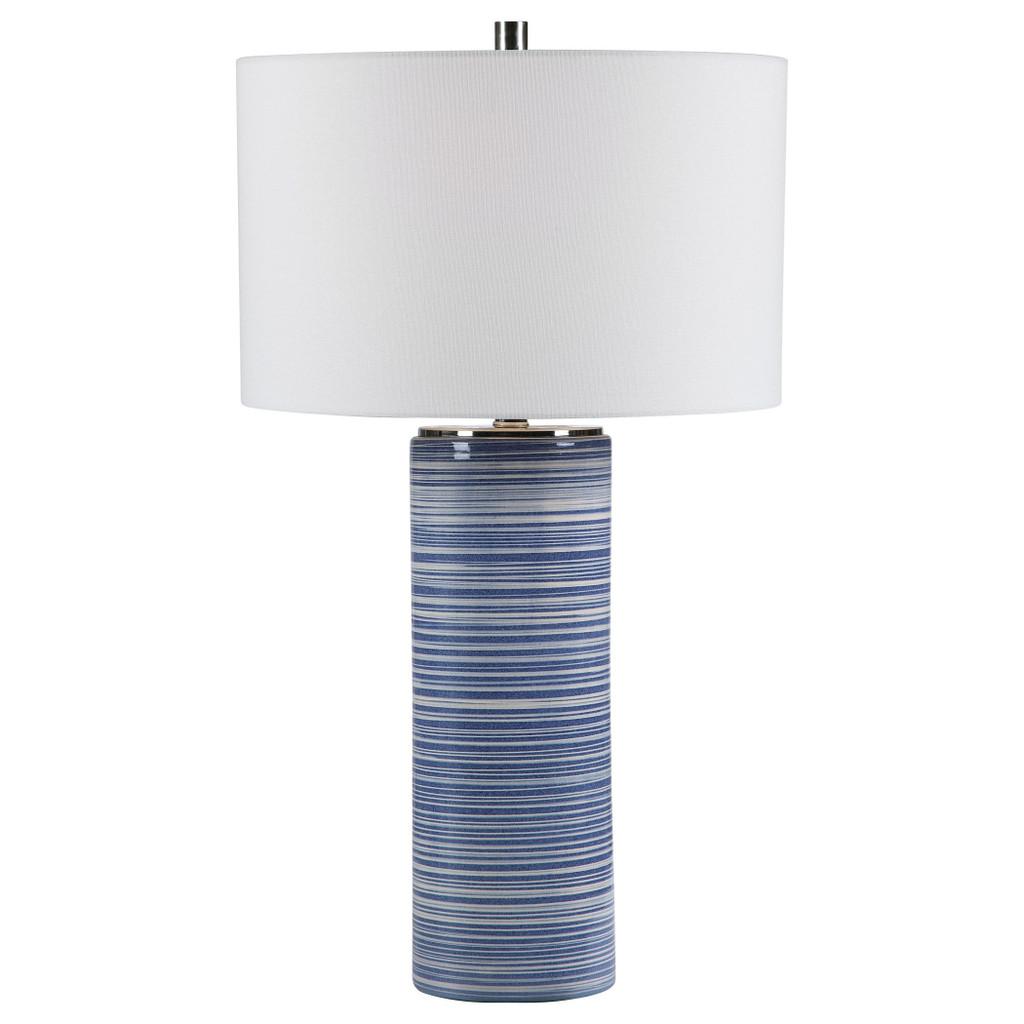 Montauk Sea Striped Table Lamp