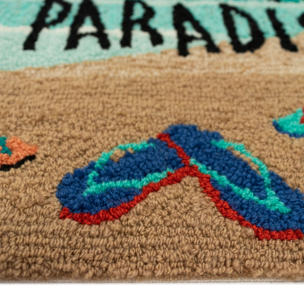 Another Day in Paradise Accent Rug 2