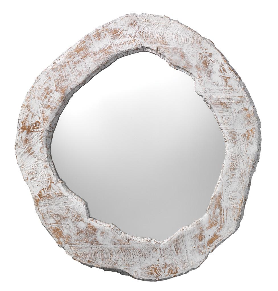 Colvos Passage Driftwood Mirror