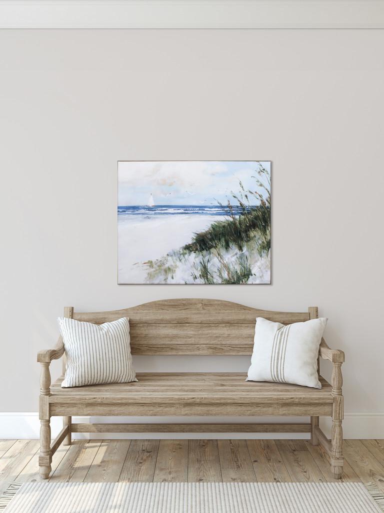 Oak Island Sunrise room example