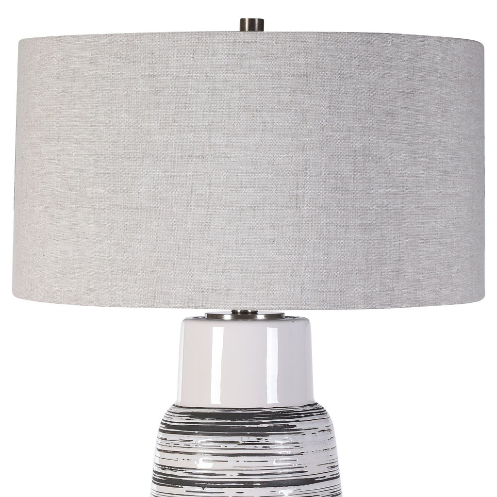 Magellan Ivory Table Lamp shade